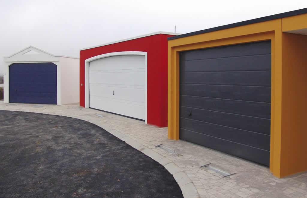 Fertiggaragen und Carports in der Garagenwelt - BlaueLagune.at