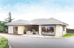 Neues Musterhaus Von Hartl Haus Geöffnet   Elegance 136 W   New Life