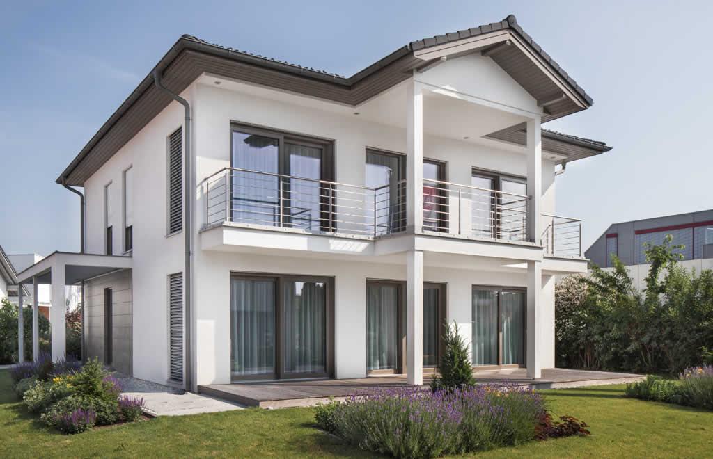 Vario Haus musterhaus design v vario haus blaue lagune